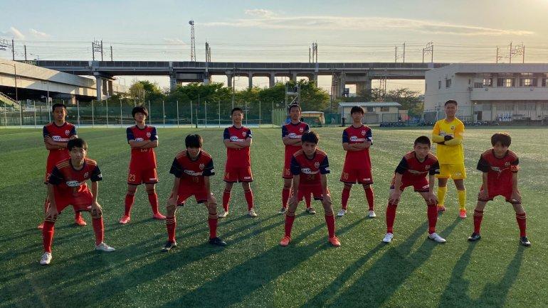 【U-15】関東ユース(U-15)サッカーリーグ(2部)第2節