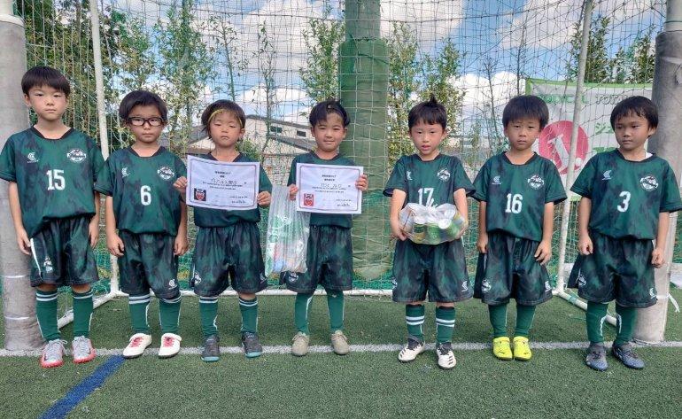 【GRANDE主催】U-7 浦和美園フットサル大会開催