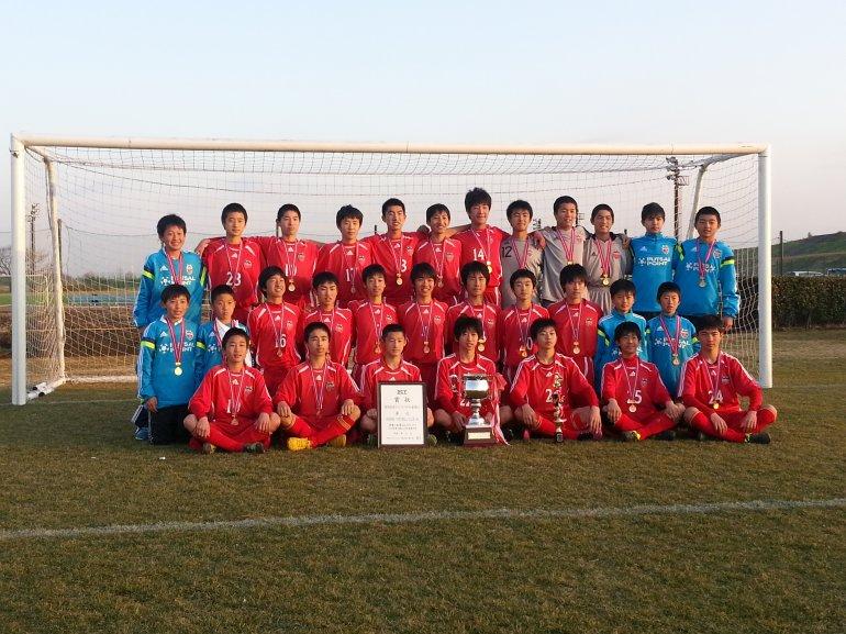 埼玉県クラブユースU14サッカー選手権大会決勝大宮アルディージャ戦結果