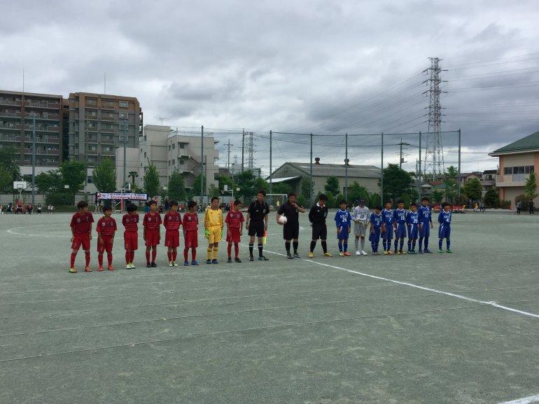 U12 GRANDE・A 第4種リーグ戦1,2節