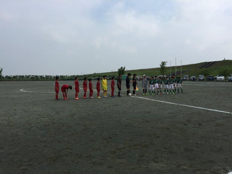 U12 GRANDE・A 第4種リーグ戦3,4節