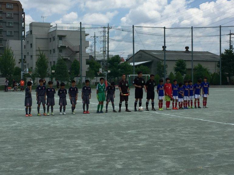 U12 GRANDE・A 第4種リーグ戦5節
