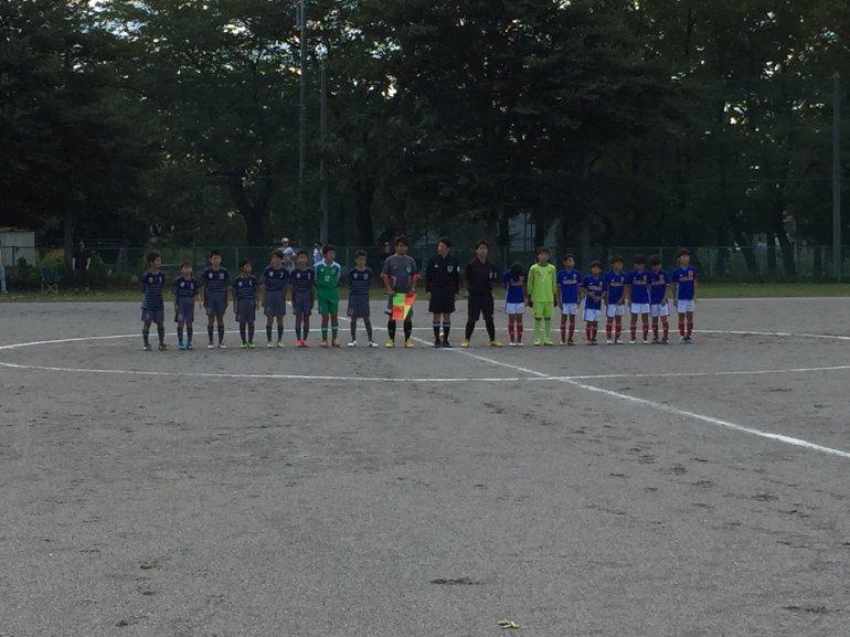 U12 GRANDE・A 第4種リーグ戦14節