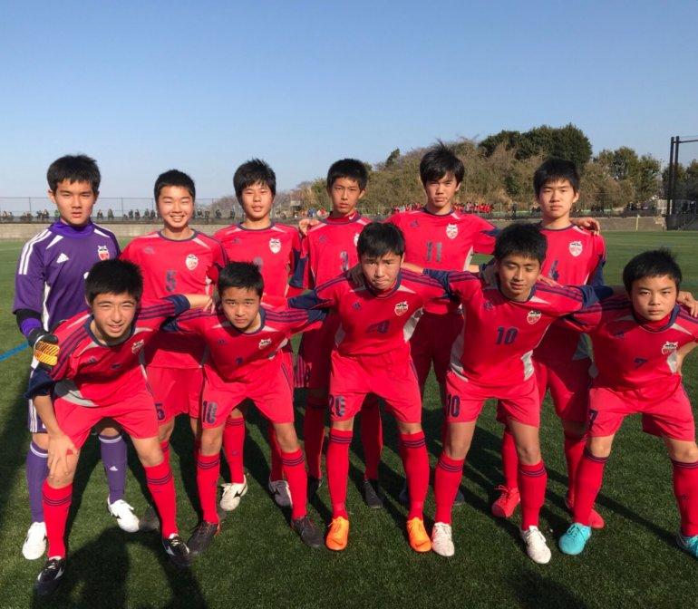 【U-15】 2018年度関東リーグ 第1節結果