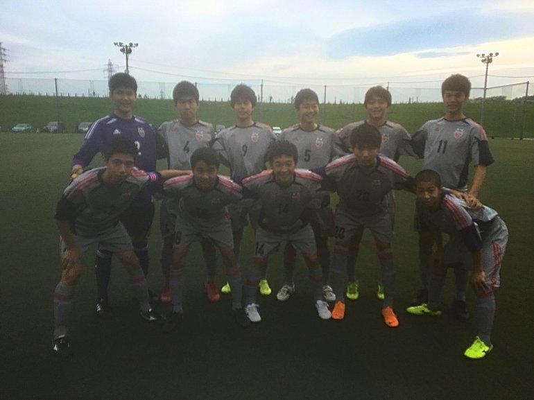 U15 関東リーグ 第7節
