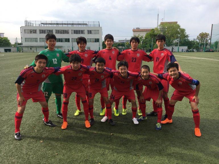 U15 関東リーグ 第8節