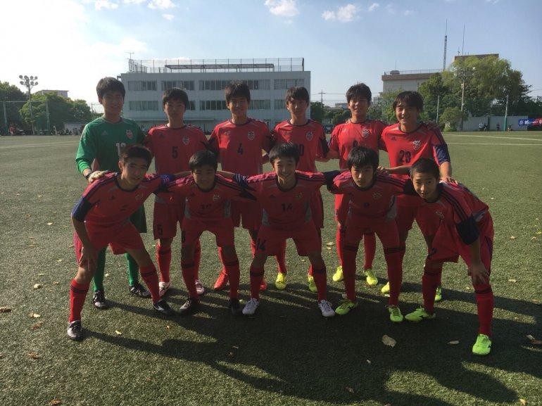 U15 関東リーグ 第12節