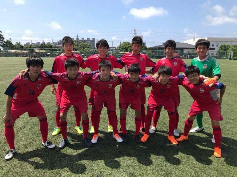 2018年度日本クラブユースサッカー選手権U-15関東予選