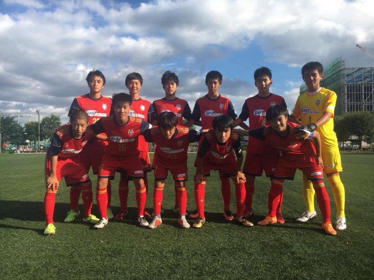 U15 関東リーグ