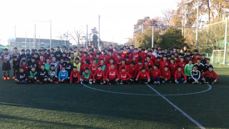 新春2019年初蹴り 開催