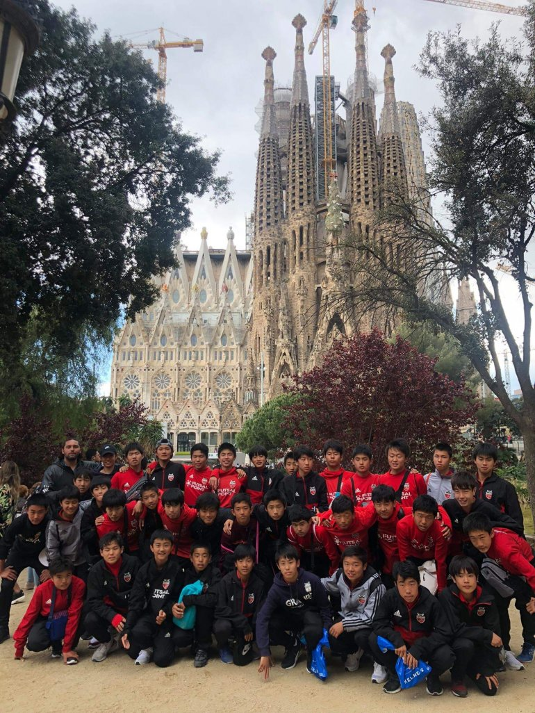 ~2019 スペイン遠征~ 17日目