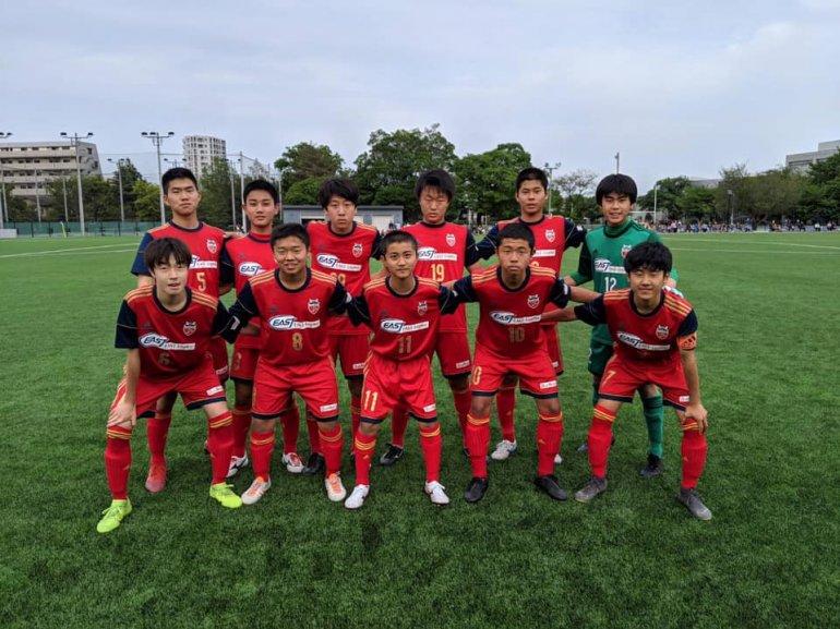 【U-15】関東ユースサッカーリーグ(2部) 第5節
