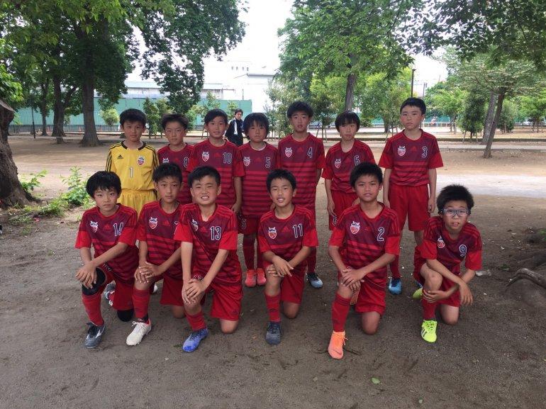 U12 GRANDE(A) 4種リーグ