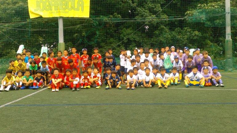 U-9 GRANDEカップ開催