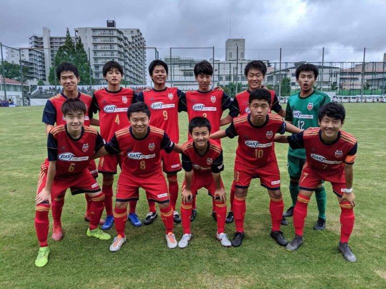 2019年度日本クラブユースサッカー選手権U-15関東予選