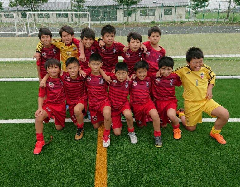 U12 GRANDE(B) 4種リーグ