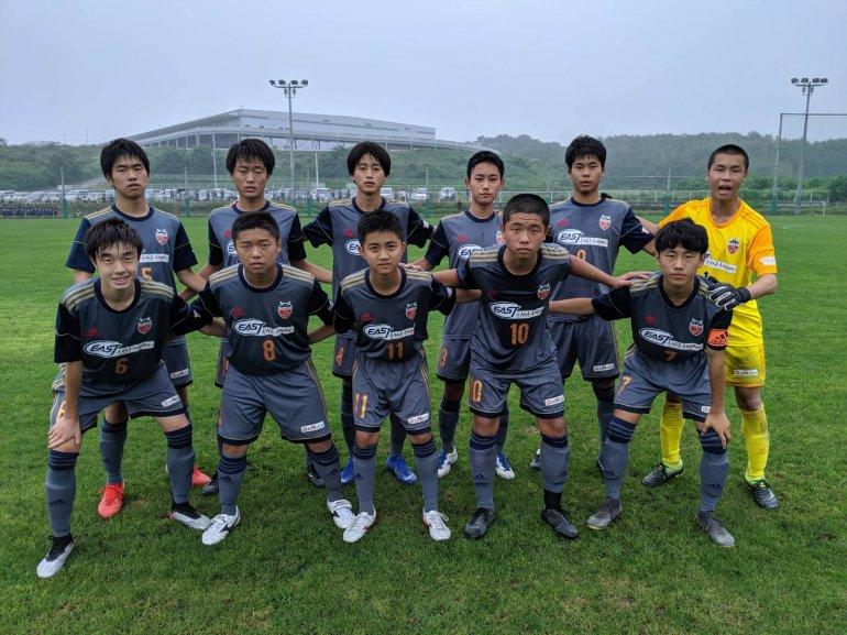【U-15】関東ユースサッカーリーグ(2部) 第8節