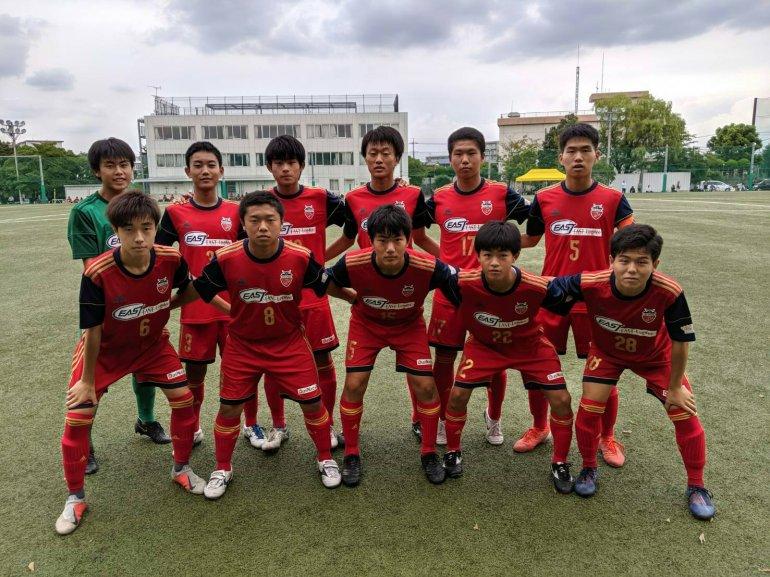 【U-15】関東ユースサッカーリーグ(2部) 第11節