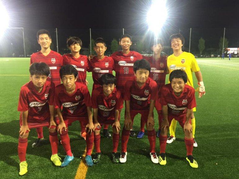 【U-13】埼玉県ユース(U-13)サッカーリーグ第2節