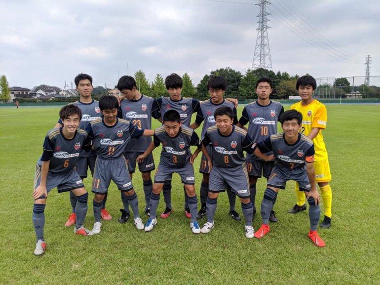【U-15】関東ユース(U-15)サッカーリーグ(2部)第12節