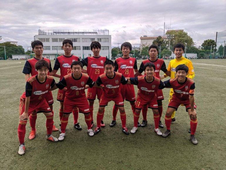 【U-15】関東ユース(U-15)サッカーリーグ(2部)第13節