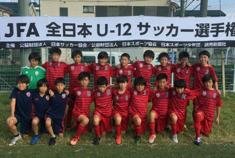 JFA 第43回全日本U-12サッカー選手権大会 埼玉県大会
