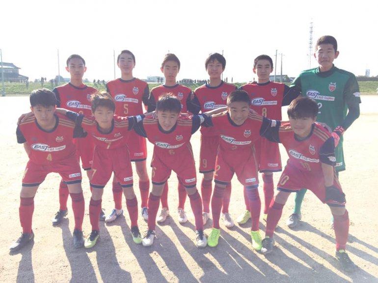 【U-14】埼玉県クラブユース(U-14)サッカー選手権大会決勝トーナメント
