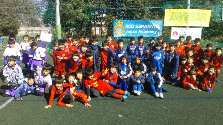 U-8 GRANDEカップ大会開催
