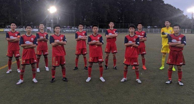 【U-15】関東ユース(U-15)サッカーリーグ(2部)第8節