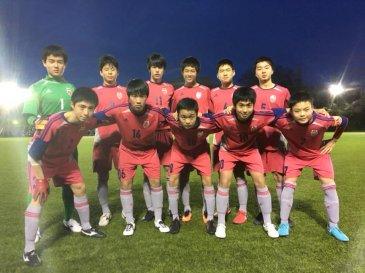 U15 関東リーグ 第2節
