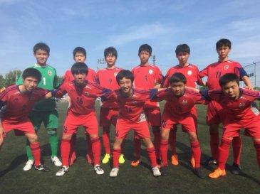 U15 関東リーグ 第5節