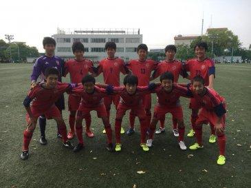 U15 関東リーグ 第11節