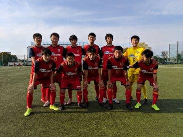 【U-15】関東ユースサッカーリーグ(2部) 第1節