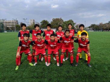 【U-15】関東ユースサッカーリーグ(2部) 第4節