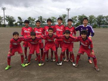 【U-14】埼玉県クラブユース(U-14)サッカー選手権大会予選第2節