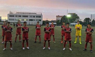 【U-15】関東ユース(U-15)サッカーリーグ(2部)第9節